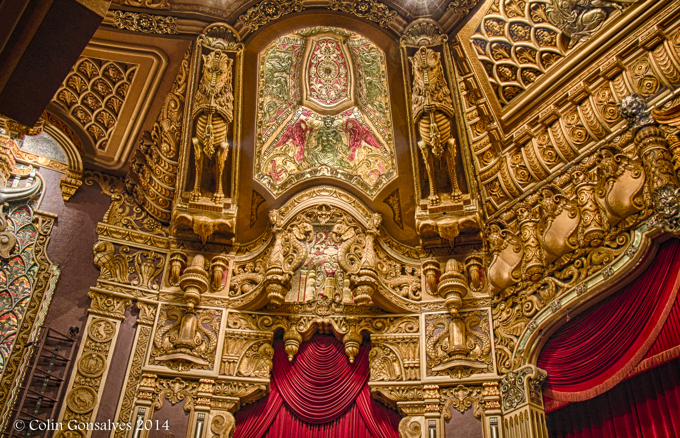Chicago Oriental Theater