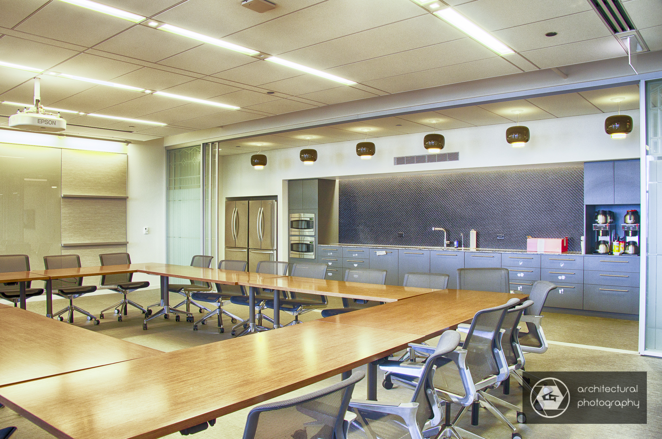 Interior Architects - meeting room