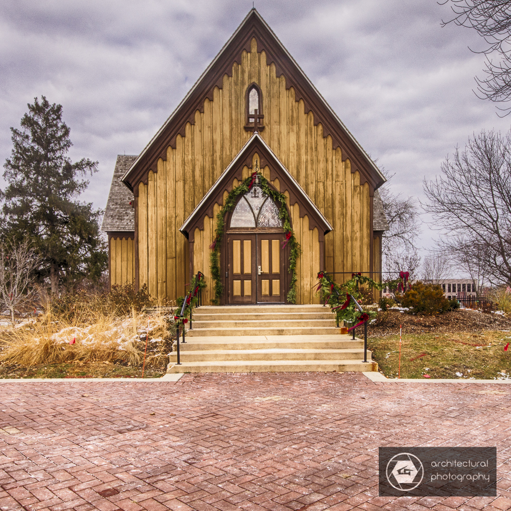 Century Memorial Chapel at Naper Settlement, Naperville
